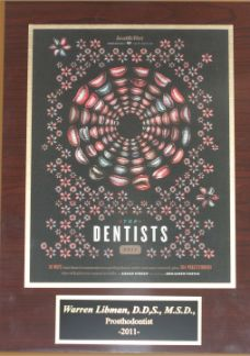 Top Dentists 2011