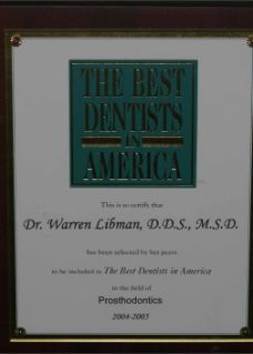 The Best Dentists in America 2014-2015